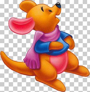 Roo Winnie-the-Pooh Piglet Eeyore Christopher Robin PNG