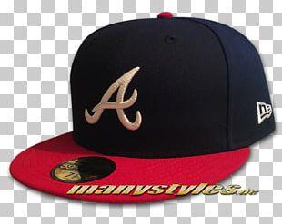 Baseball Cap Atlanta Braves MLB New Era Cap Company New Era Flagship Store PNG