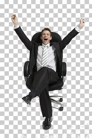 Office Chair Computer File PNG
