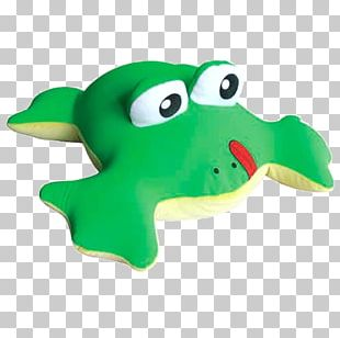 Stuffed Toy Green PNG