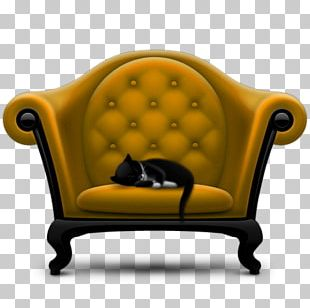 Couch Living Room The Noun Project Icon PNG