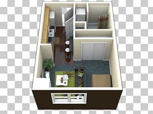 Studio Apartment Bathroom House Bedroom PNG