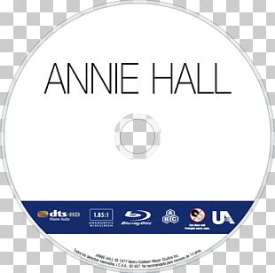 Annie Hall Compact Disc Danish Regions DVD Import PNG