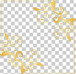 Gradient Euclidean Gold Computer File PNG