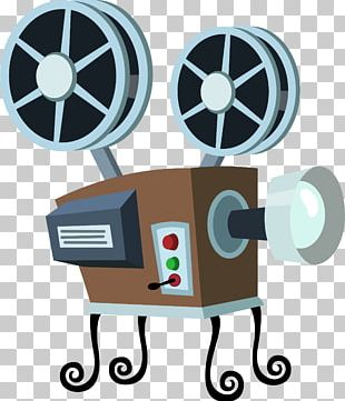Movie Projector PNG
