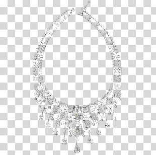 Necklace Jewellery Human Body Pattern PNG