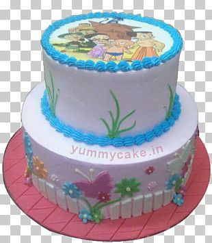 Birthday Cake Cake Decorating Torte Buttercream Frosting & Icing PNG