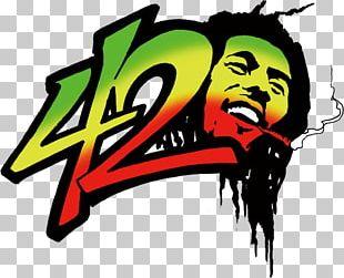 Rastafari Reggae 420 Day Cannabis Kaya PNG