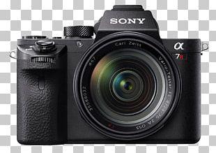 Sony α7 II Sony α7R II Sony Alpha 7S Sony A7R Camera PNG