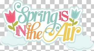 Spring Is In The Air PNG