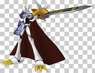 Omnimon Digimon Masters Gatomon Agumon Impmon PNG