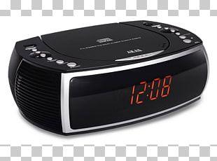 CD Player Radio FM Broadcasting Compact Disc Akai PNG