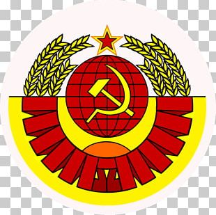 Republics Of The Soviet Union Coat Of Arms Flag Of The Soviet Union Hammer And Sickle PNG
