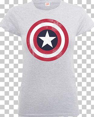 Captain America T-shirt Marvel Comics S.H.I.E.L.D. PNG