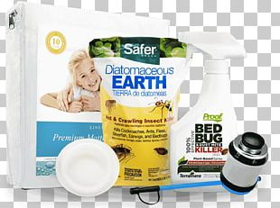 Insecticide Ant Diatomaceous Earth Bed Bug PNG