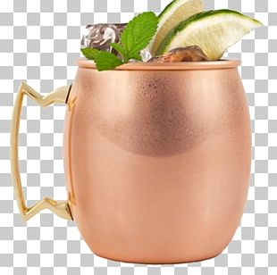 Moscow Mule Buck Cocktail Whiskey Vodka PNG
