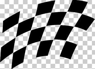 Car Racing Flags Sticker Kart Racing PNG
