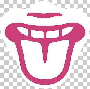 Tongue Mouth Emoji Smile Emoticon PNG
