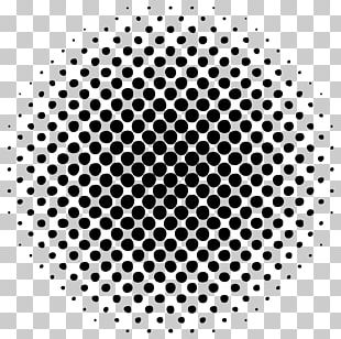 Halftone Color PNG