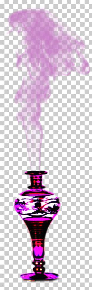 Smoke Bottle Banished: Dreaming Of Genie Smoking PNG