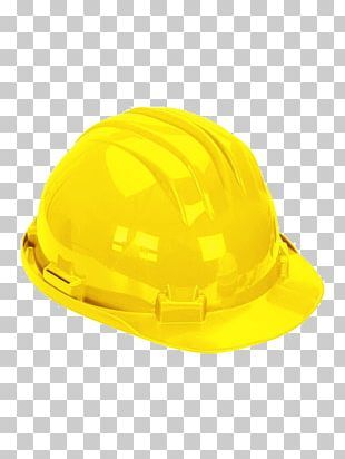 Hard Hats Plastic Yellow Stock Photography Cap PNG