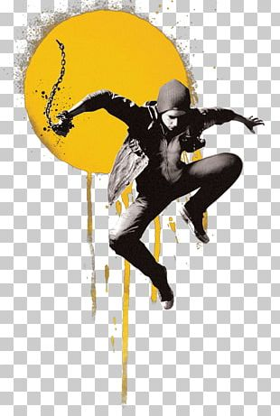 Infamous Second Son Infamous: Festival Of Blood PlayStation 4 Video Game PNG