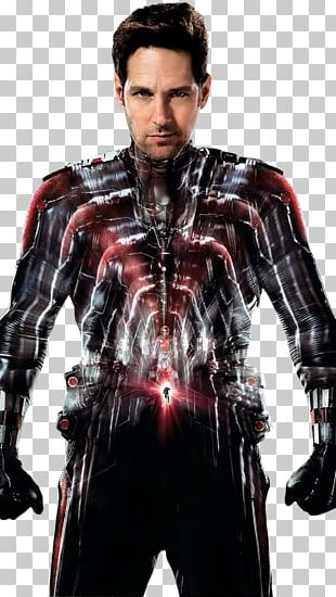 Paul Rudd Ant-Man Hank Pym Wasp Marvel Cinematic Universe PNG