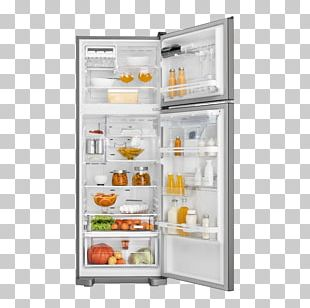 Refrigerator Auto-defrost Electrolux DW52X Home Appliance PNG