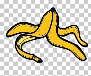 Circle Time Fingerplay Cartoon Banana Peel PNG