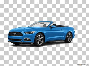 Ford Motor Company Car 2017 Ford Mustang Convertible Ford GT PNG