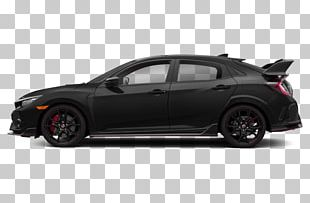 2018 Honda Civic Type R Touring Hatchback Compact Car PNG