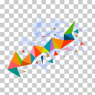 Color Triangle PNG