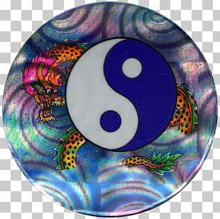 Yin And Yang Taijitu Dragon Art Symbol PNG