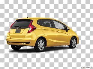 2016 Honda Fit Compact Car 2018 Honda Fit Sport PNG