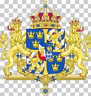 Coat Of Arms Of Sweden Swedish Royal Family Monarchy PNG