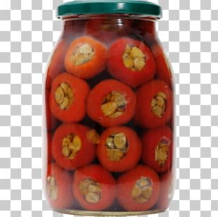 Pimiento Vegetarian Cuisine Tomato Bell Pepper Food PNG