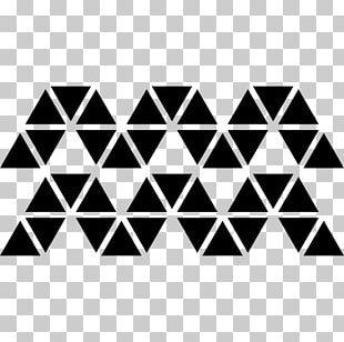 Triangle Geometry Shape Polygon Wind Wave PNG
