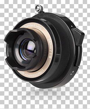 Fisheye Lens Digital SLR Mirrorless Interchangeable-lens Camera Camera Lens Lomography PNG