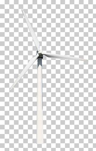 Wind Turbine Energy PNG