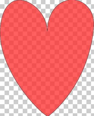 Drawing Love Heart PNG