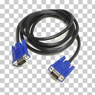 Laptop VGA Connector Electrical Cable HDMI Computer Monitors PNG