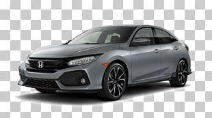 2018 Honda Civic Type R Car 2018 Honda Civic Hatchback PNG