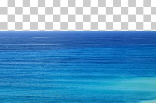 Shore Blue Sea Wave Sky PNG