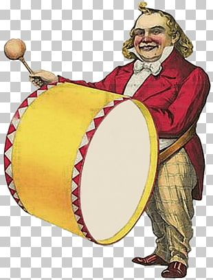 Circus Drums Victorian PNG