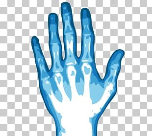 X-ray Hand PNG