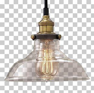 Light Fixture Incandescent Light Bulb Lighting Brass Light-emitting Diode PNG