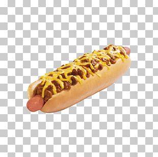 Chili Dog Coney Island Hot Dog Chili Con Carne Cheese Dog PNG