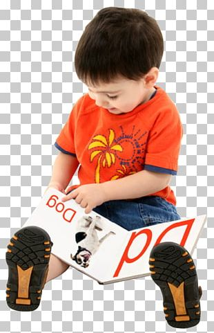 Toddler Child Care Infant Reading PNG