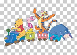 Winnie The Pooh Logo Encapsulated PostScript Cdr PNG