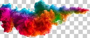 Color Dye Textile Paint Water PNG